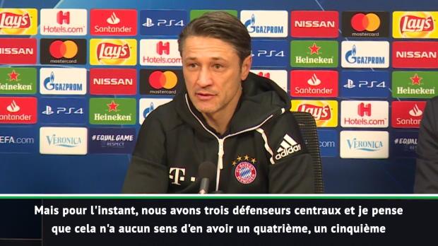 Kovac dément la signature de Pavard
