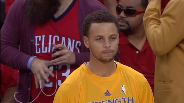 Warriors vs. Pelicans Game 3