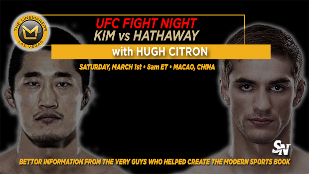 UFC Fight Night: Kim vs. Hathaway