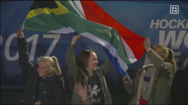 Deutschland - Südafrika