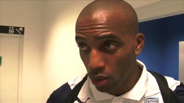 Battu à Marseille après avoir ouvert le score (3-1), les Girondins étaient déçus après la rencontre, à l'image de Nicolas Maurice-Belay.