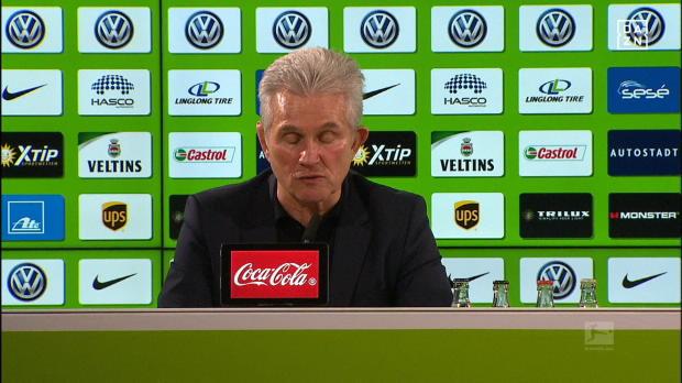 """Heynckes: """"Habe holpriges Spiel einkalkuliert"""""""