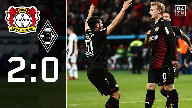 Bayer 04 Leverkusen - Borussia M'gladbach