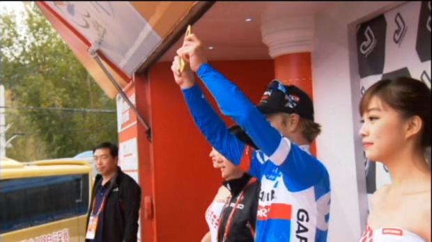Tour de Pek�n - Farrar gana al sprint