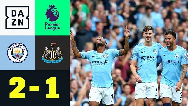 Premier League: Man City - Newcastle | DAZN Highlights