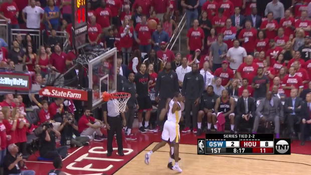 WSC: Kevin Durant 29 points vs the Rockets