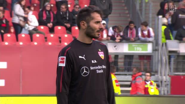 Bundesliga: 1. FC Nürnberg - VfB Stuttgart   DAZN Highlights