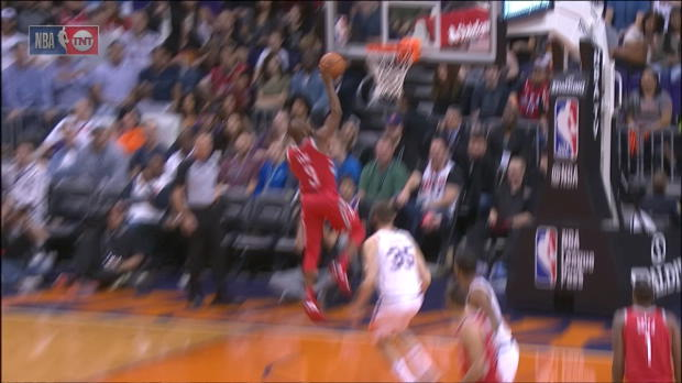 Assist of the Night: Clint Capela