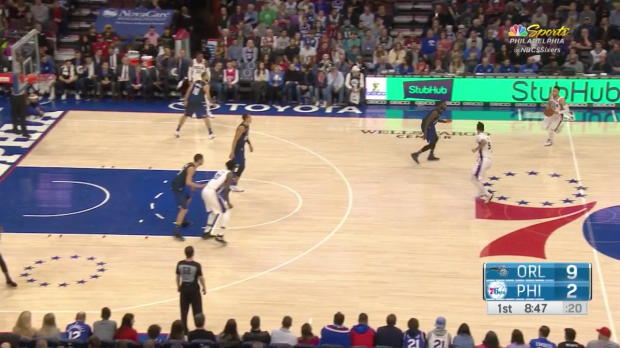 WSC: Joel Embiid (28 points) Highlights vs. Orlando Magic