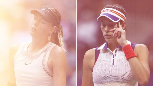 US Open: Aus für Mischa Zverev und Sharapova
