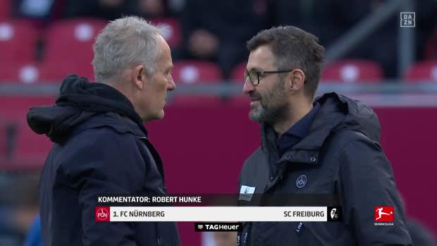 Bundesliga: 1. FC Nürnberg - SC Freiburg | DAZN Highlights