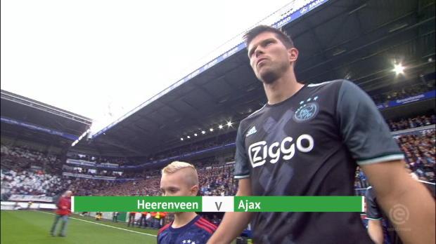 Huntelaar glänzt bei Ajax-Sieg als Assistkönig