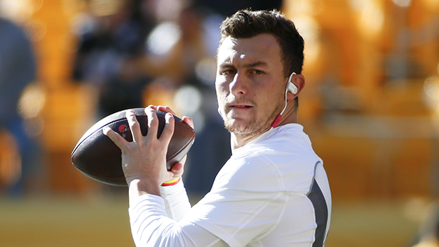 NFL Network's Mike Garafolo: Johnny Manziel has a 'shot' at being signed by NFL team after 13 teams attended his pro-day workout