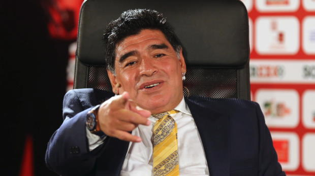 Happy Birthday! Diego Maradonas beste Sprüche