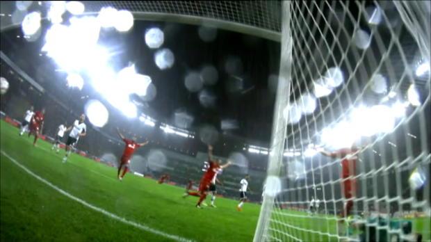 "Foot : Video - Football : Icart, spécialiste des ""patates"""