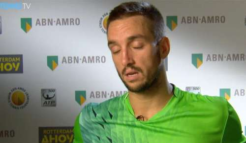 Troicki Interview: ATP Rotterdam 2R