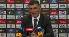 Roar boss John Aloisi said he was pleased with his side's ability to grind out a win against Victory on Saturday night.