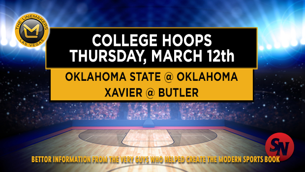 Thursday NCAA Action