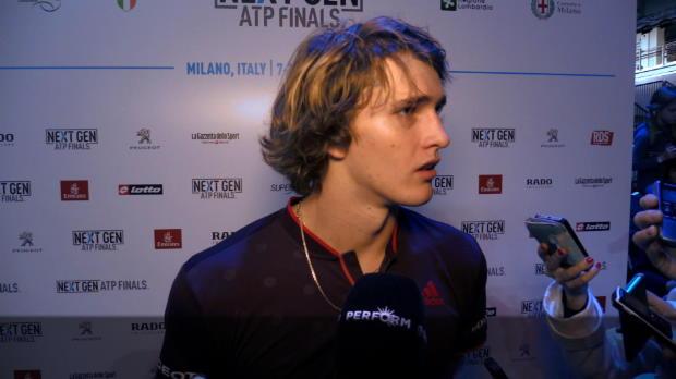 ATP-Finals: Zverev trotzt Grand-Slam-Kritik