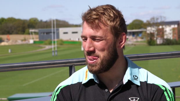 Aviva Premiership - Chris Robshaw of Harlequins - Aviva First Timers