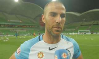 Melbourne City defender Manny Muscat reflects on Saturday's 1-1 draw with Brisbane Roar at AAMI Park