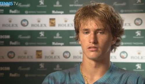 Zverev Interview: ATP Monte-Carlo 1R