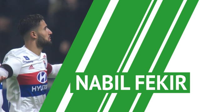 Nabil Fekir transfer profile Thumbnail