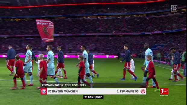 Bundesliga: FC Bayern München - 1. FSV Mainz 05   DAZN Highlights