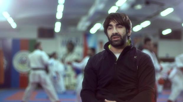 """Karate-Maradona"" will im Heimatland jubeln"
