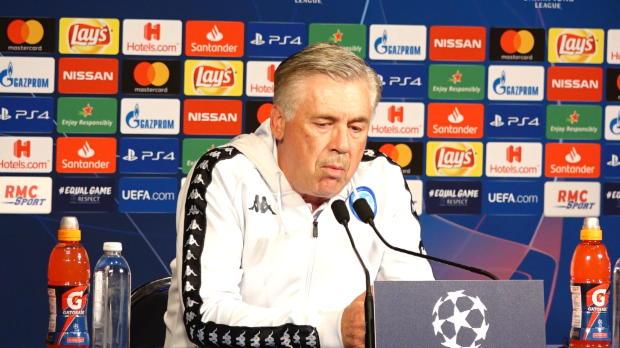 Groupe C - Ancelotti - 'J'ai un très bon souvenir de mon passage au PSG'