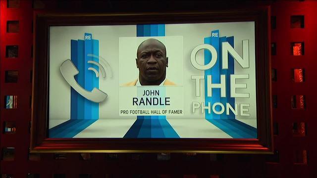 John Randle talks A Football Life, Randall McDaniel, Everson Griffen