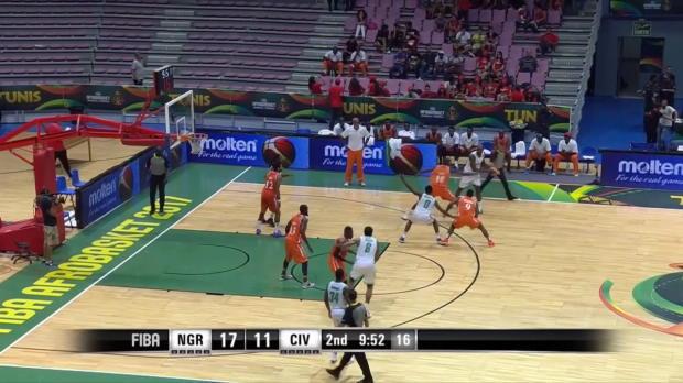 FIBA AfroBasket Day 1 Wrap