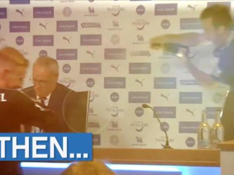 كرة قدم: الدوري الإنكليزي: كلاوديو رانييري – تبدّل الحظوظ من موسم الى آخر