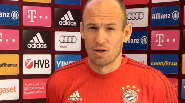 Niederlande: Robben hat Schock verdaut