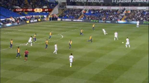 L.Europa : Tottenham 5-1 Asteras Tripolis