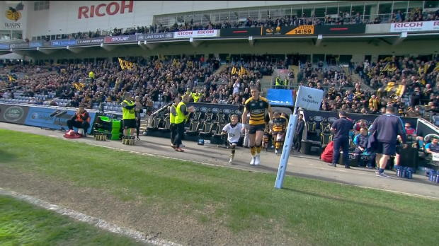 Aviva Premiership : Aviva Premiership - Match Highlight - Wasps v Worcester Warriors - Round 18