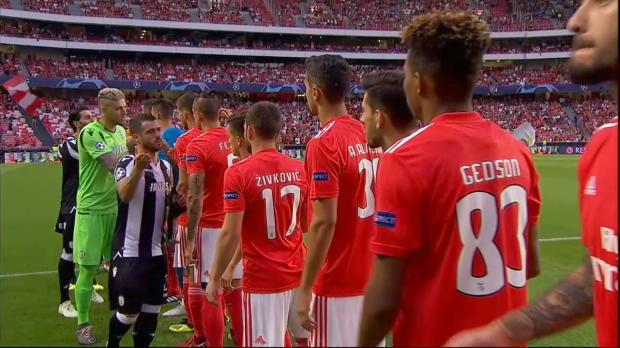 Benfica - PAOK Thessaloniki