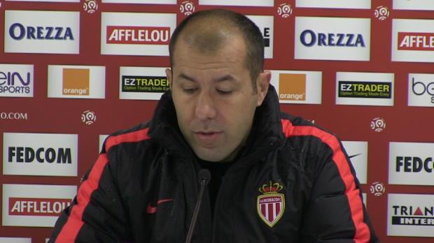 Monaco - Jardim - 'Je respecte la d�cision de la commission'