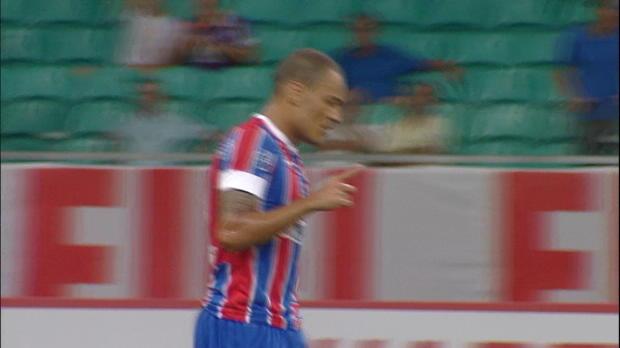 Vainqueur 2-0 à l'Arena Fonte Nova des Péruviens de Cesar Vallejo, réduits à dix, Bahia a un pied en quarts de finale de la Copa Sudamericana.
