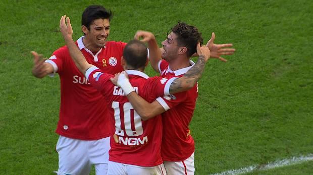Bari 2-1 Trapani, Giornata 15 Serie B 2014/15