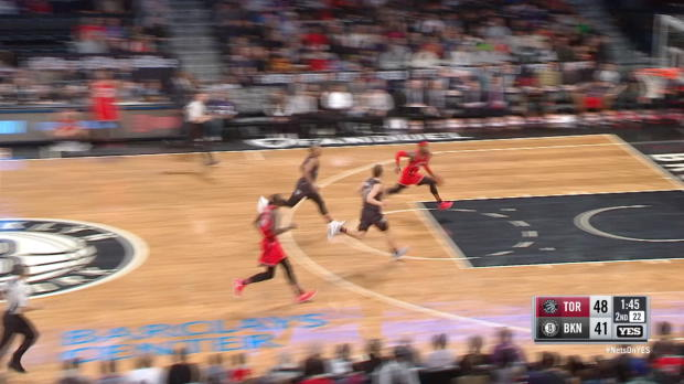 Steal Of The Night: DeMarre Carroll