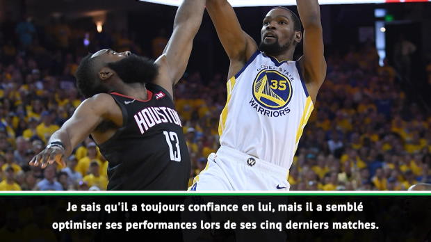 "Basket : NBA - Curry - ""Durant a été fantastique"""