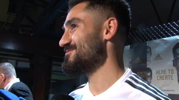 """Gündogan: Guardiola? """"Bester Trainer der Welt"""""""