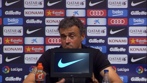 Bravo zu Guardiola? Enrique weicht aus