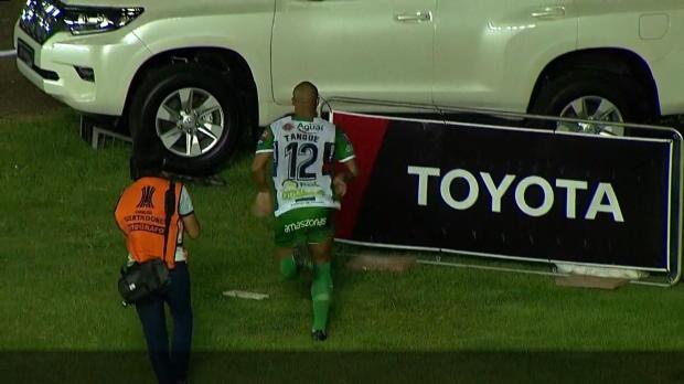 Copa Libertadores: Kurios! Torjubel im Auto