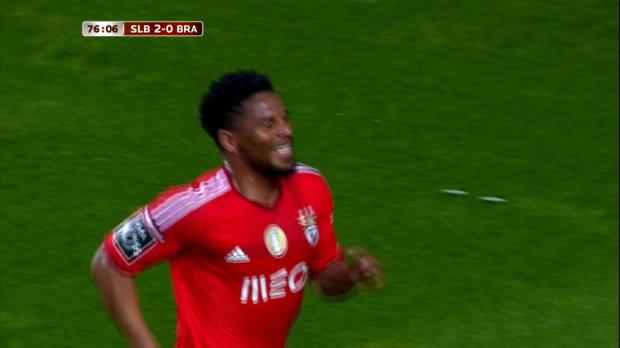 Wahnsinns-Hammer! Eliseu lässt Benfica jubeln
