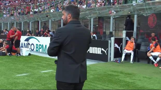 Serie A: AC Mailand - Atalanta Bergamo