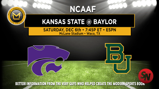 Kansas State Wildcats @ Baylor Bears