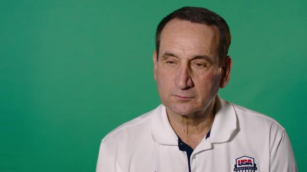 WSC: Team USA Coach Mike Krzyczewski Interview