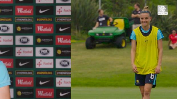 FFA TV | Matildas eyeing Brazil revenge